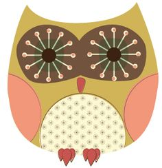 Retro Owlet by A Shock