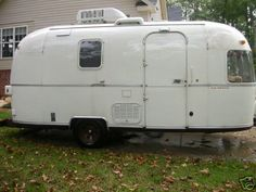 This is similar to the one I might buy. Previous pinner: argosy airstream 1977 rv 20 feet - Google Search/ this is an argosy minuet