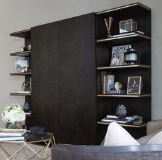 Bookcase, Shelves, Study, Home Decor, Shelving, Studio, Decoration Home, Room Decor, Book Shelves