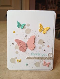 April Monthly Challenge: Fresh Beginnings Photo Challenge @Stampin' Up!