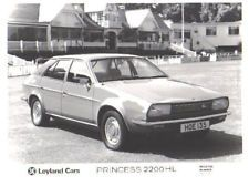 Austin Princess 2200 HL 1977-78 Press Photograph 278351