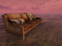 Huis Clos (No Exit) in Second Life | Honour's Post Menopausal View (of Second Life) Second Life, How To Fall Asleep, Two By Two