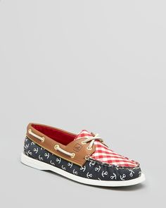 Sperry Top-Sider Boat Shoes - A/O 2 Eye Nautical | Bloomingdales