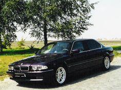 My everyday family car: BMW 740iL E38
