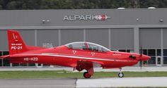 https://flic.kr/p/YoNwSQ | Pilatus PC-21 / Sion Airshow
