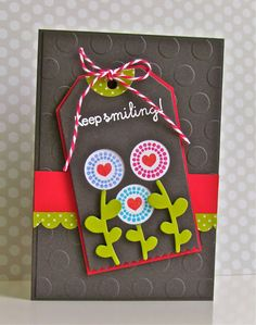Pretty Periwinkles: Papertrey Ink January 2013 Blog Hop!