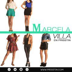 Prendas atemporales y de alta calidad son el aporte de Marcela Villa a Prisstin.