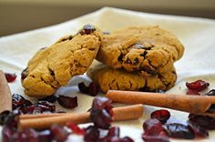 Holiday Breakfast Cookies
