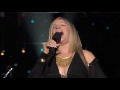 """Barbra Streisand & Il Divo """"Somewhere"""" LOVE! My favorite song that they do!"""