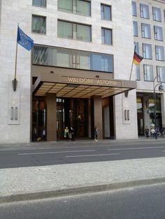 Waldorf Astoria Berlin in Berlin, Berlin