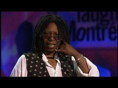 Montreal Comedy Festival - Whoopi Goldberg - Tom Rhodes (Pt 6)