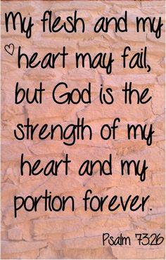 Psalm 73-26
