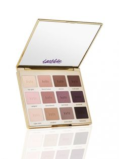 An all matte palette with 12 exclusive eyeshadows inspired by real tartelettes just like you.