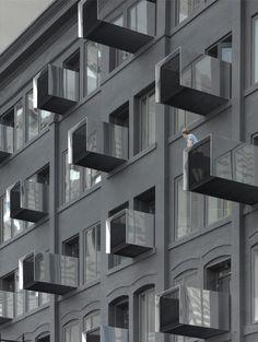Balconies at The Avenue on Portage | Winnipeg, MA