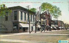 Main Street, Honesdale, PA