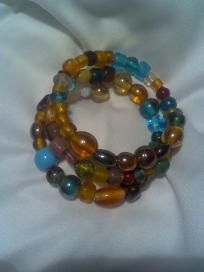 different beads maybe.....