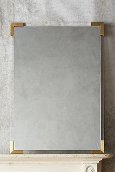 25. Brass-Capped Mirror, 15% off trade price