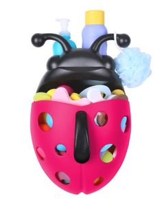 Kids bath time is fun & easy with innovative products from Boon! The Bug Pod toy storage ladybug allows for quick and easy clean up after bathing! Bath Toy Storage, Toy Storage Baskets, Bath Caddy, Storage Containers, Bathtub Walls, Baby Bath Toys, Toy Organization, Organizing Toys, Baby Store