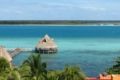 Laguna Michupte ...... un lugar espectacular para el Jungle Tour