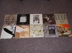 Led Zeppelin collection 10 LP Vinyl Record Lot by VinylRecordBarn, $169.99
