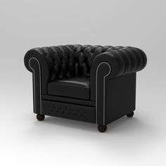 Ferdigon Chesterfield Sofa Poltrona