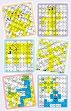 Multiplication through play Yard Games For Kids, Math For Kids, Math 5, Math Multiplication, Fractions, Math Tables, Table Games, Happy Home Fairy, Montessori Math