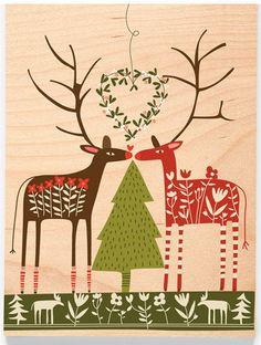 print & pattern: XMAS 2013 - carolyn gavin : ecojot