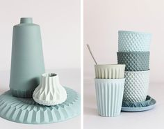 ceramics on Miss Moss Ceramic Tableware, Ceramic Clay, Ceramic Pottery, Cerámica Ideas, Miss Moss, Decoration Plante, Ceramic Design, Design Art, Arts And Crafts