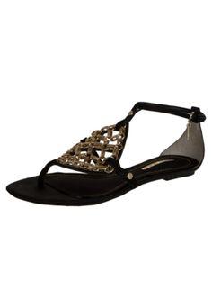 c324cde7f 97 melhores imagens de Rasteirinhas | Flat sandals, Beautiful shoes ...
