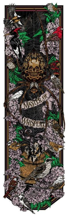 Master Of Whisperers (Varys) by Rhys Cooper