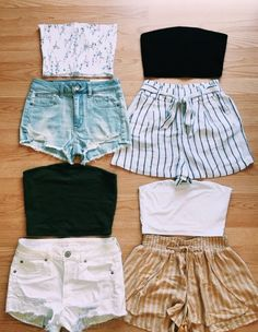 Cute Shorts Outfit Ideas pin desi corrick on outfit ideashigh school in 2019 Cute Shorts Outfit Ideas. Here is Cute Shorts Outfit Ideas for you. Cute Shorts Outfit Ideas 51 spring clothes you will want to keep spring fashion. Teenage Outfits, Teen Fashion Outfits, Mode Outfits, Girl Outfits, College Outfits, Dress Fashion, School Outfits, Graduation Outfits, Fashion Women