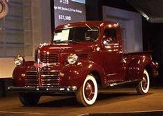 1941 Dodge WC Series 1/2-Ton Pickup. Amazing!