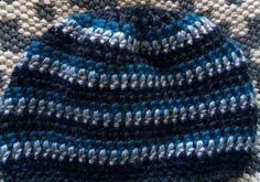 "1 mo+ infant baby boy crochet winter hat cap beanie stripes  jsuey123 15"" #handmadebyjsuey123 #Crocheted"