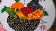 amigas esta puntada la pueden hacer en cualquier diseño incluso en frutas y para una amiga que me habia pedido una puntada para sandia esta le queda con los ...