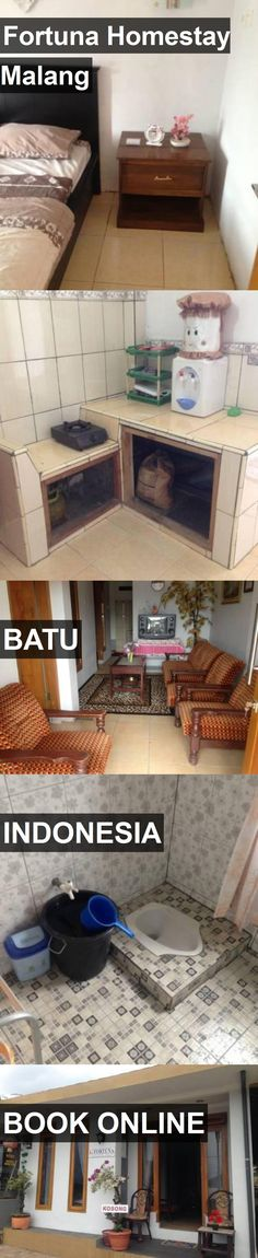 Hotel Fortuna Homestay Malang in Batu, Indonesia. For more information, photos, reviews and best prices please follow the link. #Indonesia #Batu #travel #vacation #hotel