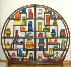 My chinese bookcase by Francesca