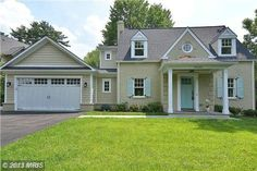 10135 Cedar Lane, Kensington, MD 20895 — Impeccable renovation/expansion in desirable Chevy Chase View! Over 4500 SF !!  Glowing hdwds, upscale finishes, custom woodwork/wainscoting. Wood-burning & gas FPs. Open Fam Rm/gourmet KIT w/top of the line appliances & island. All new designer BAs. Master Suite w/oversized walk-in closet.  Fabulous outdoor space w/screened porch, patio, greenhouse & stone FP.