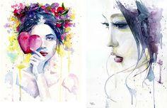 » Акварель Красивые фото. Онлайн журнал. Фотография, искусство и дизайн.