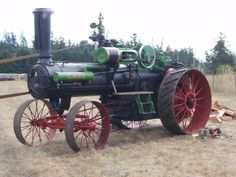 1899 Case Tractor