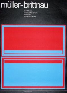 Müller-Brittnau, Aktuell Galerie — Albin Uldry (1969)
