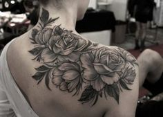 Najlepsze Obrazy Na Tablicy Tattoo Kwiaty 80 Pomysły Na