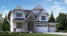 Taylor Elevation H - Available in our Ravinia Community in Corcoran!