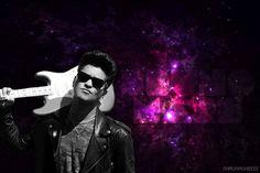 Bruno Mars & Guitar gif by musical_mom | Photobucket