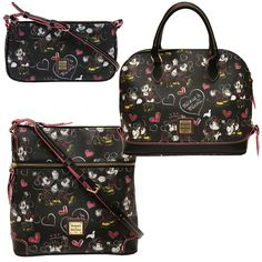 3 New Disney Dooney and Bourke Prints To Release This May!