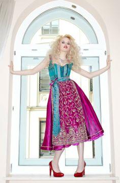 Herzi Dirndl – Couture 2011   DIRNDL MAGAZINE #Tracht #Designerdirndl