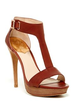 aa479ab32de6 Vince Camuto - Jerimya T-Strap Sandal at Nordstrom Rack. Free Shipping on  orders
