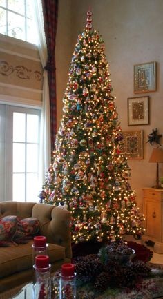 Omg.. I Love It!!!!!  Christopher Radko ornament Tree