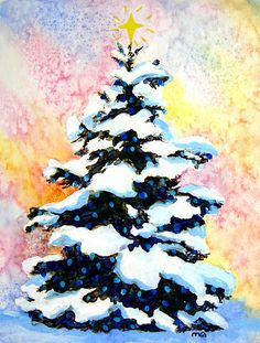 Snow on a pine tree limb with pine cones. Description from pinterest.com. I searched for this on bing.com/images