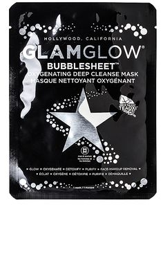 GLAMGLOW BubbleSheet Mask in | REVOLVE