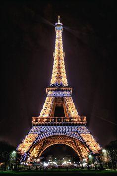 la tour eiffel | paris, france